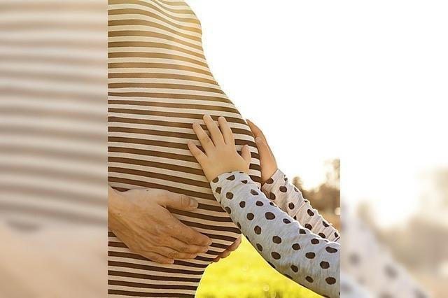 Hitze sorgt für kürzere Schwangerschaften