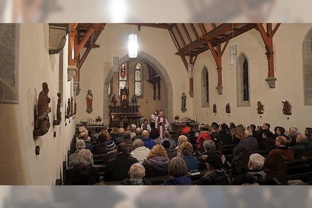 Kapelle erstrahlt in neuem Glanz
