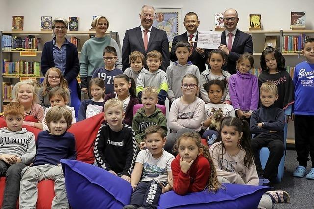 Regionalstiftung spendet an die Luisenschule