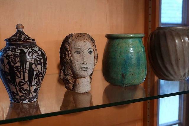 Das Kanderner Heimat- und Keramikmuseum bekommt eine wertvolle Schenkung