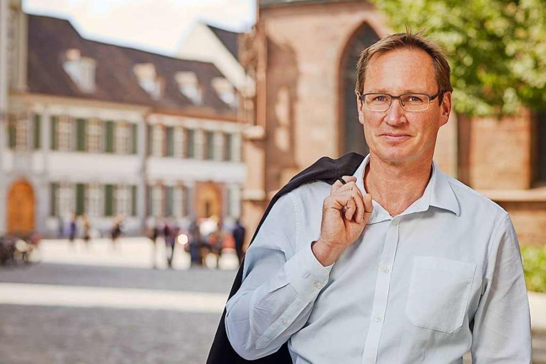 Hans-Georg Hofmann  | Foto: Aeberhard Christian