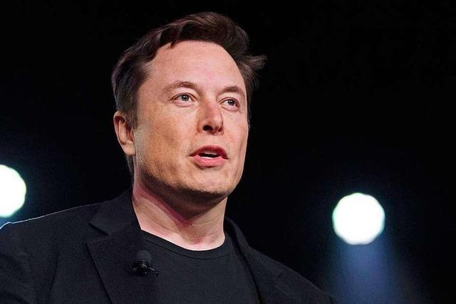 Elon Musk wegen Beleidigung vor Gericht