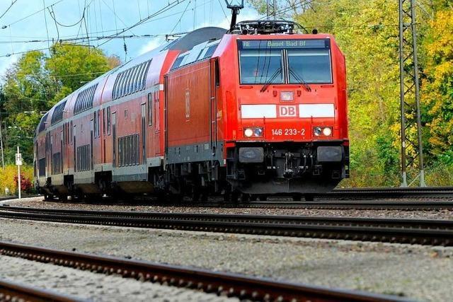 Schallschutzuntersuchung für Rheintalbahn kostet Stadt 50.000 Euro