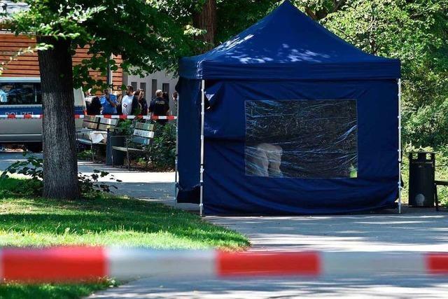 Nach Mord an Georgier in Berlin: Ausweisung russischer Diplomaten