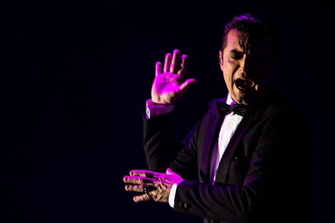 Das Musical über Falco ist im Februar 2020 in Freiburg zu sehen.  | Foto: Leon Pfaff