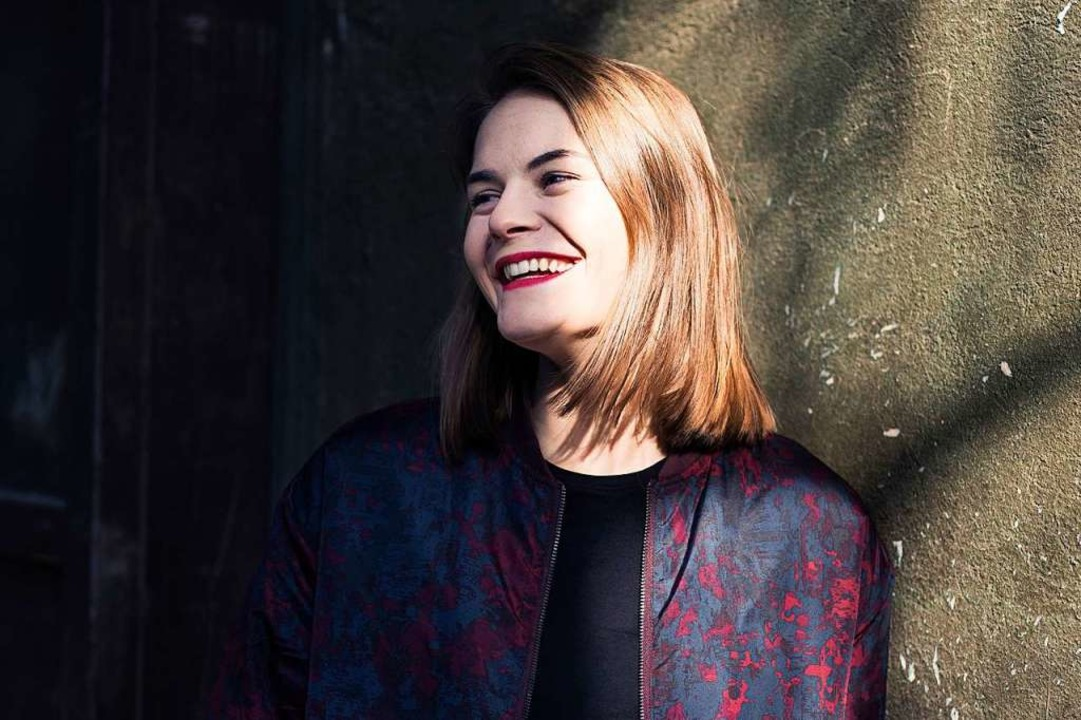Hazel Brugger gastiert im Mai 2020 in Lörrach.  | Foto: Ornella Cacace