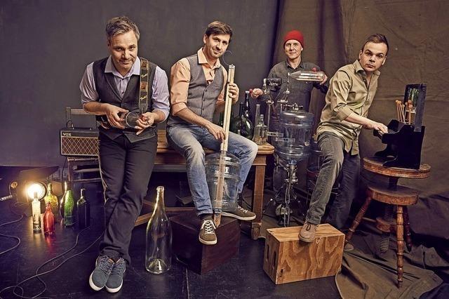 Das Glas Blas Sing Quintett gastiert mit einem Weihnachtsprogramm in der Reithalle