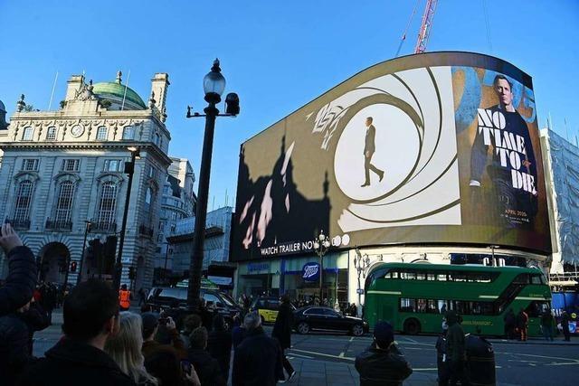 Trailer zeigt erste Eindrücke des neuen James-Bond-Films
