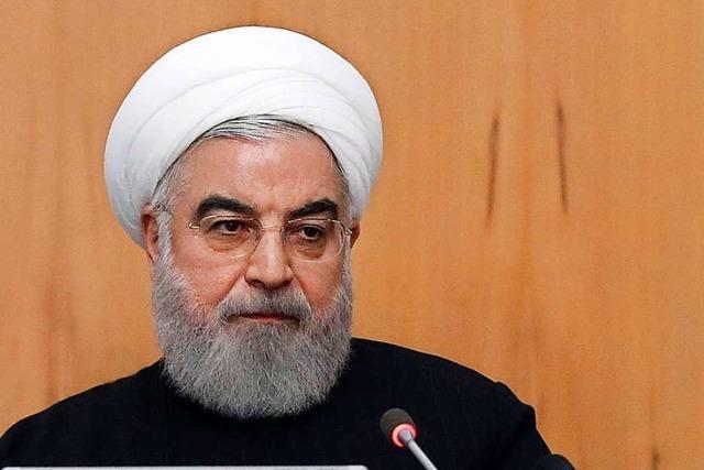 Das Fundament des iranischen Gottesstaats hat Risse