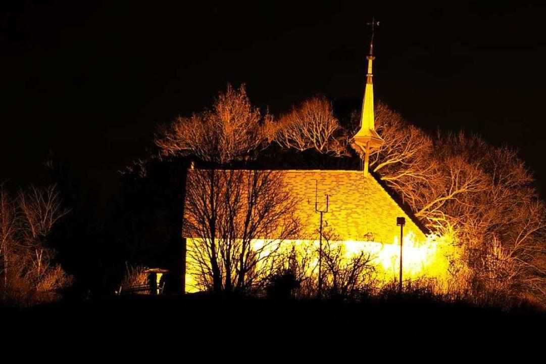 Erentrudis-Kapelle in  Freiburg-Munzingen  | Foto: Andreas Brian