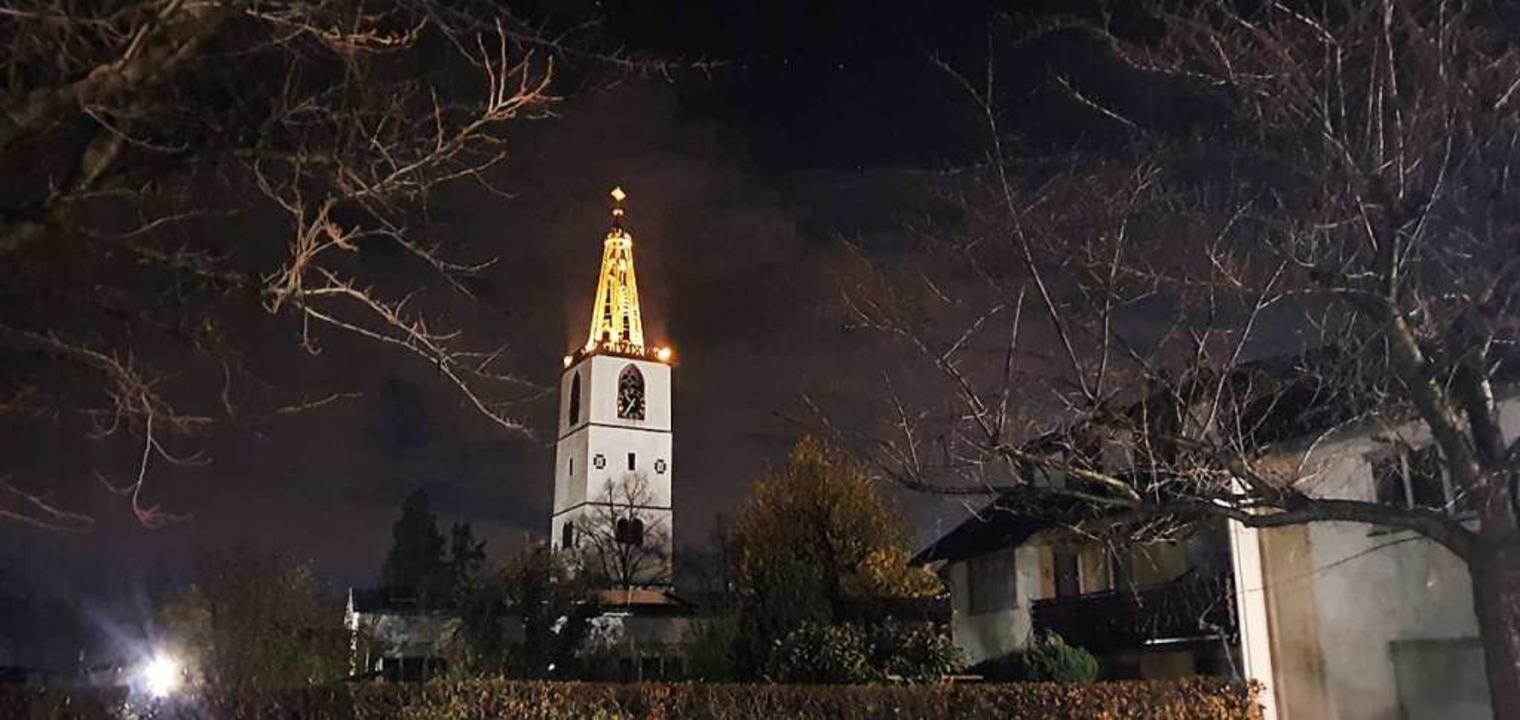 Die evangelische Kirche St. Georg in Denzlingen.  | Foto: Nicole Marschke