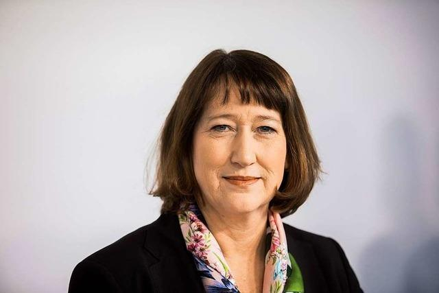 Hildegard Müller soll den Wandel in der Automobilindustrie meistern