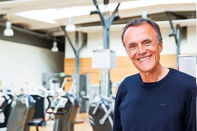 Dieser Freiburger hat ein neues Heilmittel gegen Rückenschmerzen entwickelt