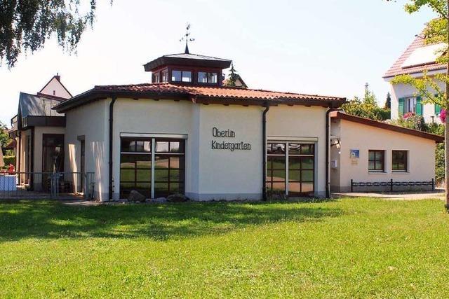 Der Oberlin-Kindergarten in Binzen bleibt ein weiteres Jahr geschlossen