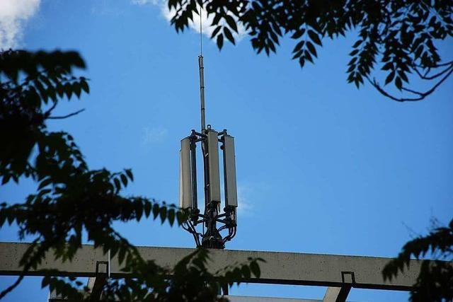 In Murg gibt es Kritik an Mobilfunkanlagen