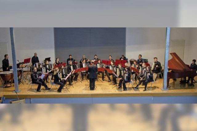 Breisgauer Akkordeon-Orchester in Emmendingen
