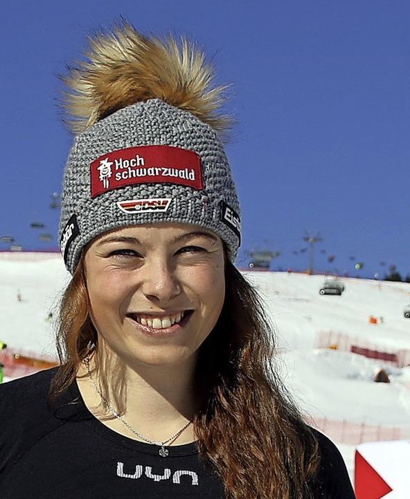 Schwarzwald-Botschafterin: Skicrosserin Daniela Maier   | Foto: Joachim Hahne