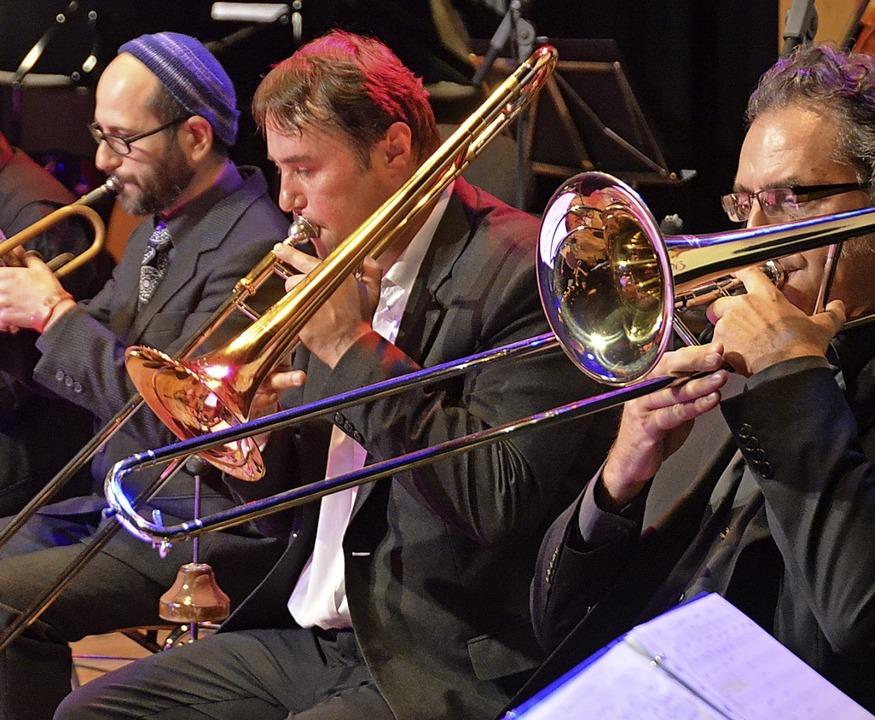 Bei der Open-Stage der Musikschule im ...s Bühne frei für Talente jeden Alters.  | Foto: Ingrid Böhm-Jacob