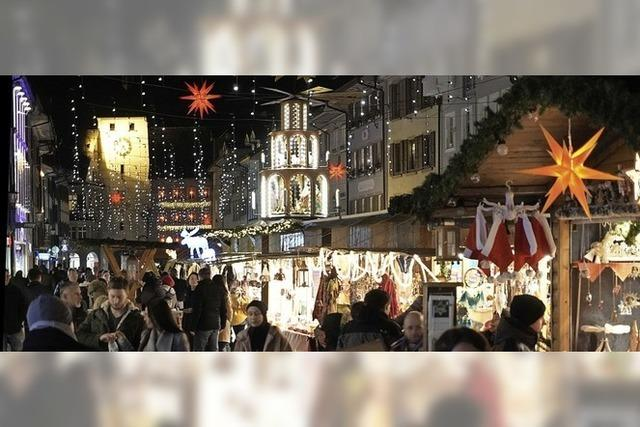 Warum Waldshut eine Weihnachtsstadt ist