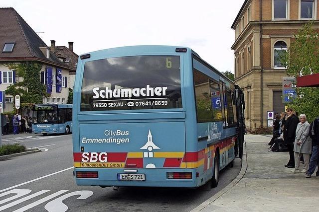 Vom Citybus zum Stadtbus