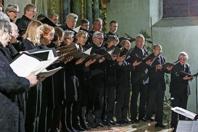 Werke von Schütz, Mendelssohn Bartholdy, Zimmermann
