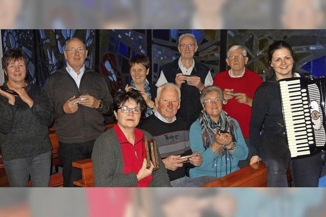 Mundharmonikagruppe Hochschwarzwald in Titisee-Neustadt