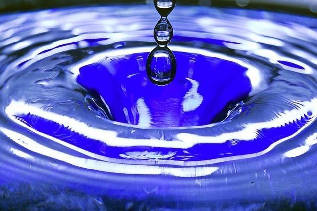 Investitionen in die Wasserversorgung