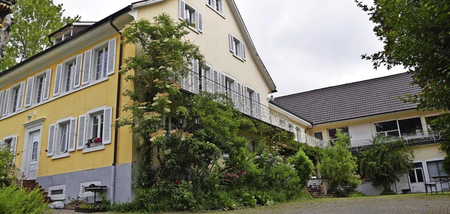 Der Rosenhof in Schwand soll erweitert werden.  | Foto: Stefan Ammann