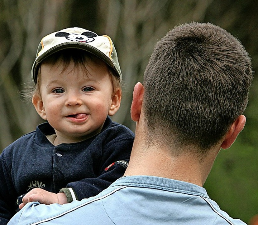 Tageseltern betreuen Kinder anderer El...chen sich entsprechende Wertschätzung.    Foto:  DPA Deutsche Presse-Agentur GmbH
