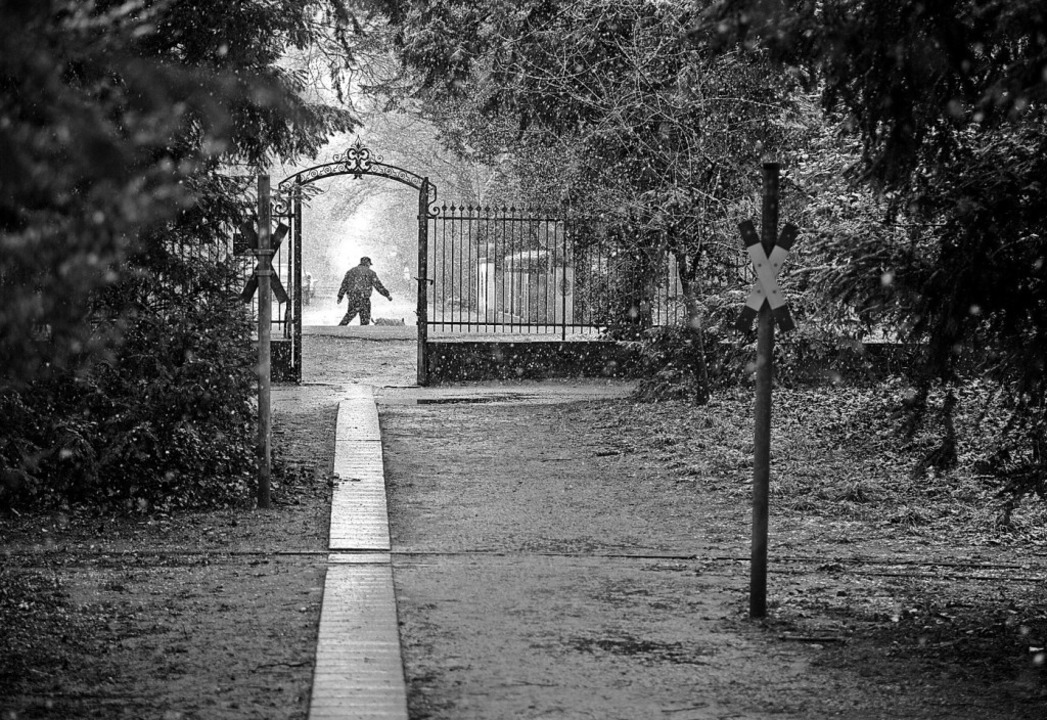 Das Wort Fotografie bedeutet Lichtmale...igen Moment auf den Auslöser gedrückt.    Foto: Armin Krüger Privat