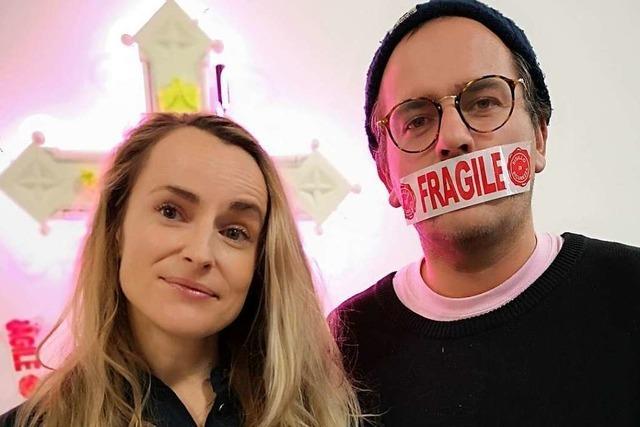 Stefan Strumbel entwirft Bühnenbild für Star-Regisseurin Anna Bergmann