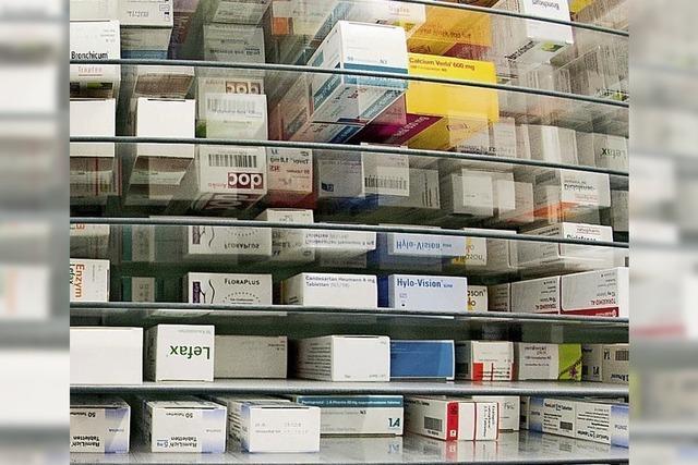 Meldepflicht bei Medikamenten-Verfügbarkeit gefordert