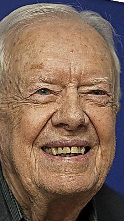 Jimmy Carter    Foto: DREW ANGERER (AFP)