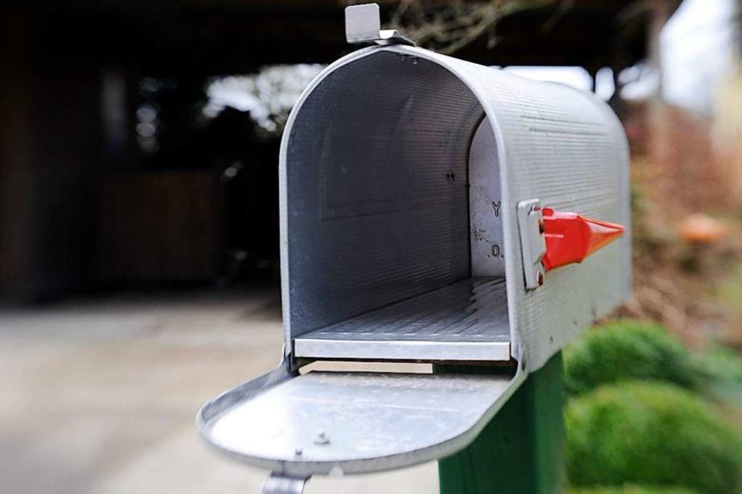 Kein Brief vom Amt – das kann Folgen haben.    Foto: Carsten Rehder