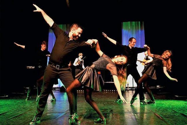 BZ-Card verlost 5 x 2 Tickets für die irische Tanzshow