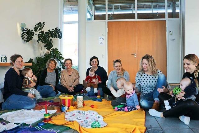 Kinder- und Familienzentrum gibt Hilfe beim Start ins Leben, doch im