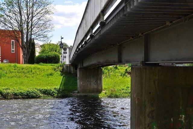 Nun scheint doch wieder eine Sanierung der Brücke Ehner Fahrnau möglich