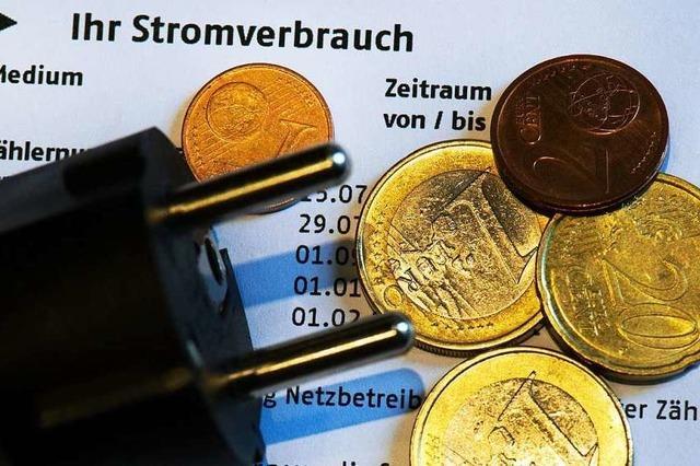 Der Energieverbrauch der Stadt Rheinfelden geht zurück