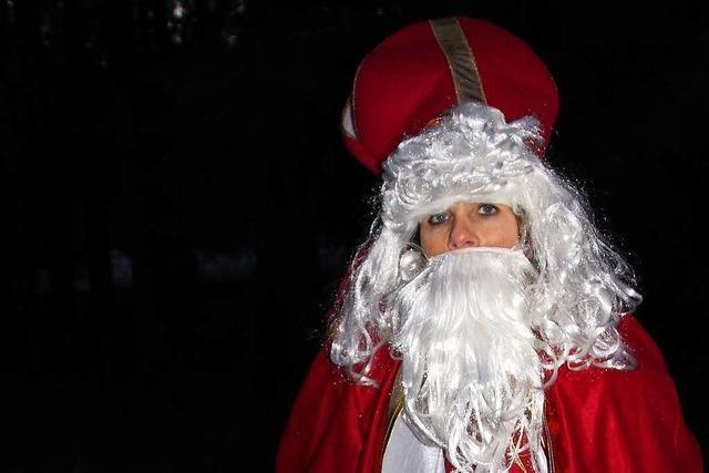 In Breitnau ist der Nikolaus eine Frau