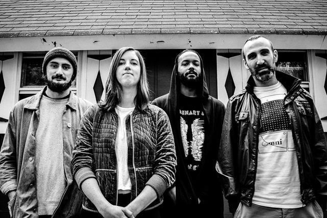 Die amerikanische Indie/Post-Punk-Band Church Girl kommt ins Swamp