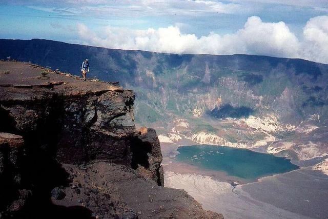 Was ein Vulkanausbruch in mehr als 12.000 Kilometer Entfernung anrichtete