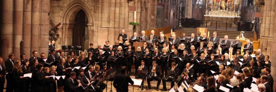 Beim Freiburger Münsterkonzert erklingen Raritäten von Rheinberger und Liszt