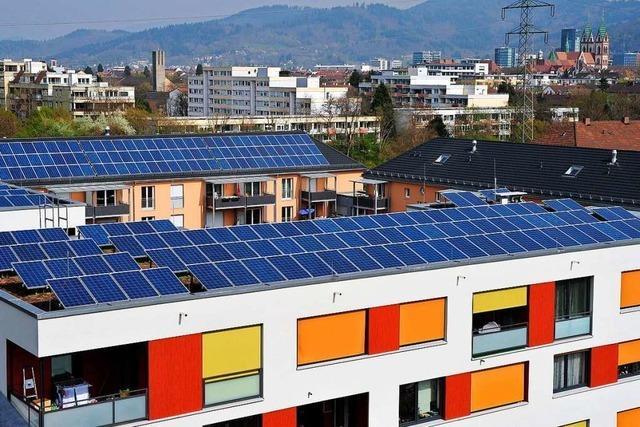 Die Stadt Freiburg will ein eigenes Stadtstrommodell schaffen