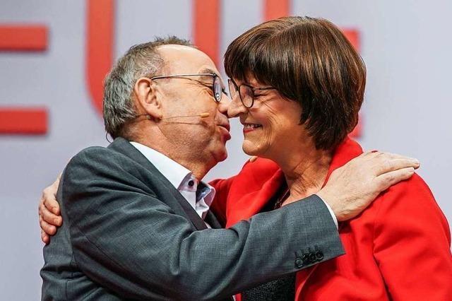 Die SPD hat Angst vor der eigenen Courage – und vor einem Absturz bei Neuwahlen