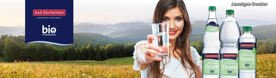 Reines Mineralwasser aus dem Schwarzwald
