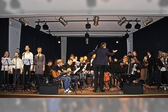 Vielfalt auf der offenen Bühne