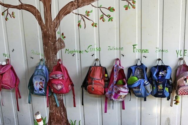 Ein Kita-Platz für jedes Kind