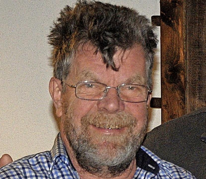 Rudolf Schmidt   | Foto: Regine Ounas-Kräusel