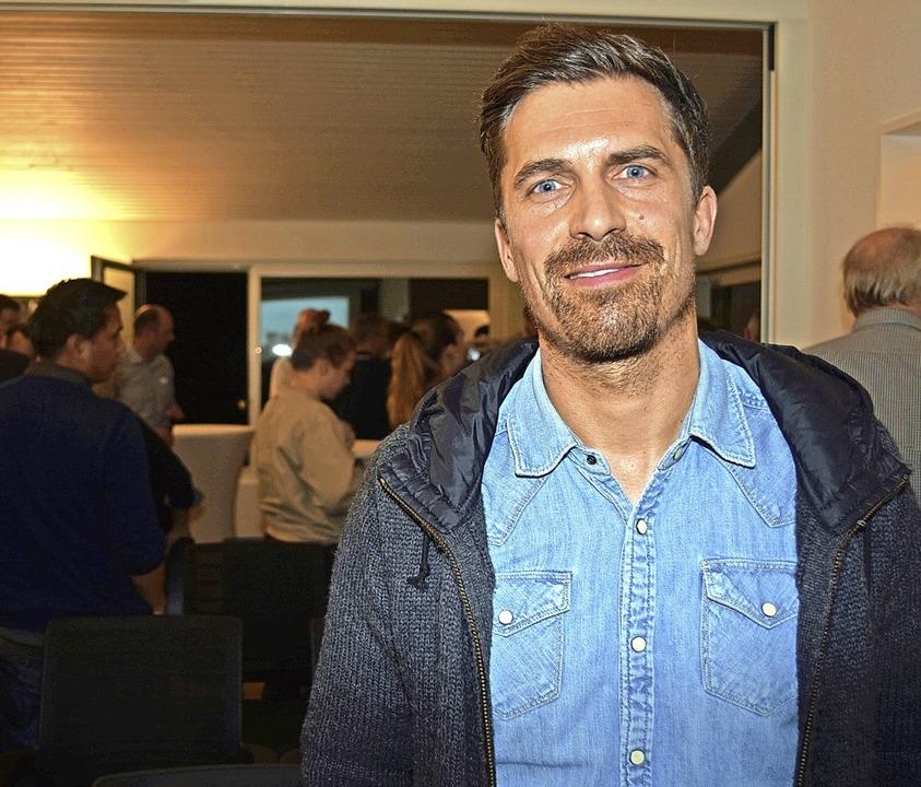Der  Schleitheimer Fußballspieler Thom...iner beim Bundesligisten SC Freiburg.   | Foto: suedkurier