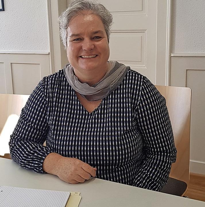 Diplom-Heilpädagogin Simone Scheibel b...ür Eltern, Kinder und Jugendliche an.     Foto: Martha Weishaar